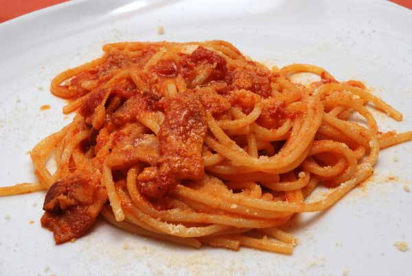 all amatriciana spaghetti all amatriciana pasta all amatriciana pasta ...